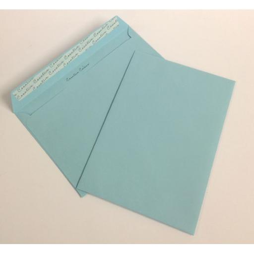 120gsm Pastel Blue C5 Envelopes