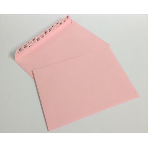 120gsm Pastel Pink C5 Envelopes