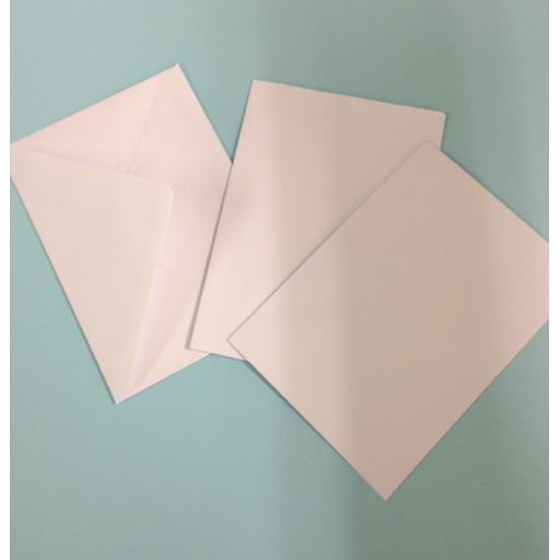C6 (114mm x 162mm) 100gsm Gummed Diamond Flap Envelopes