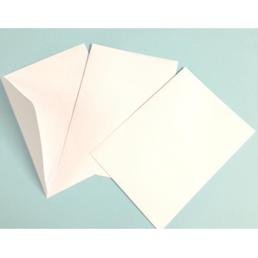 C5 (162mm x 229mm) 100gsm Gummed Diamond Flap Envelopes