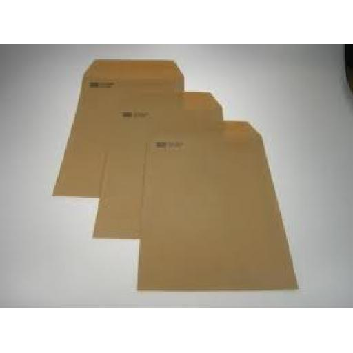 Manilla Non Window C5 Pocket Envelopes (229mm x 162mm)