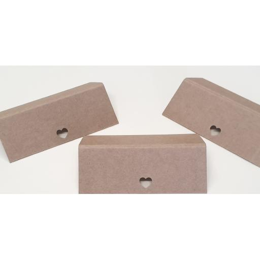 Die Cut Brown Kraft Table Place Name Cards,Wedding Place Name Cards