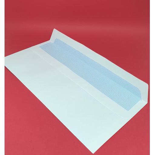 80gsm White D/L Envelopes